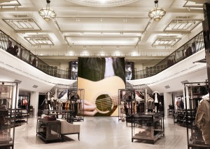 Burberry Flagship Store