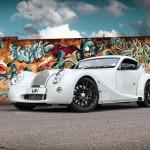 London Morgan luxury car manufacturer