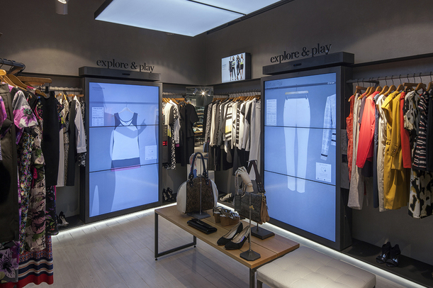 The Future Of Luxury The Future Of Luxury Retail Store