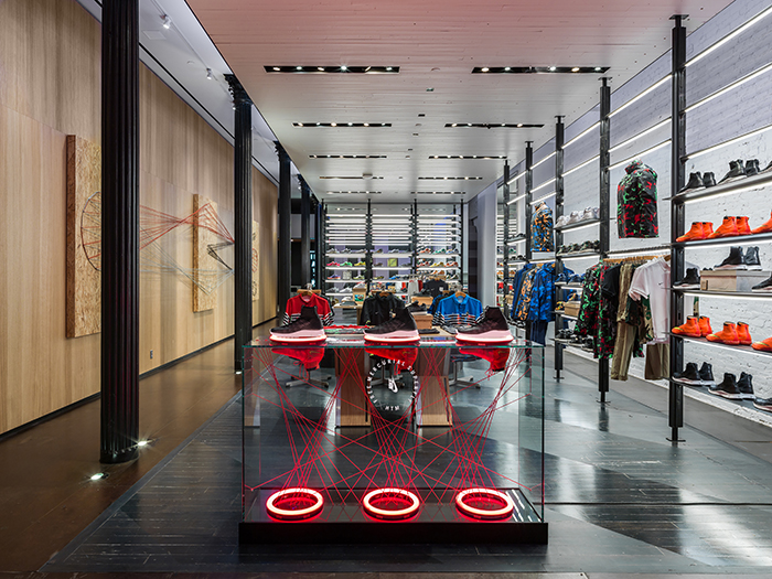 Luxury Retail Design